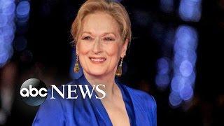 Trump: Meryl Streep