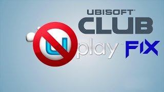 Solution for Ubisoft Club Unavailable