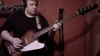 John Entwistle Pick Me Up (Big Chicken) Bass Cover