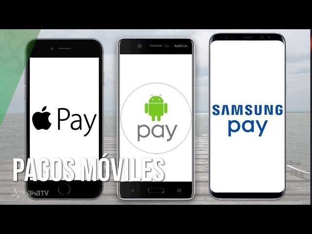 Android Pay, Samsung Pay vs Apple Pay