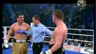 Александр Поветкин-Марко Хук Лучшее 1-12