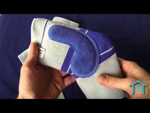 Im Test: MalleoTrain S / Plus Knöchelbandage