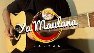 YA MAULANA - SABYAN (Guitar Instrumental) Akustik Cover | The Superheru