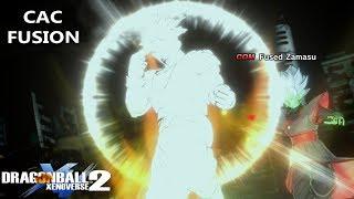 Potara Fusion Awoken Skill for CAC - Dragon Ball Xenoverse 2 MODS