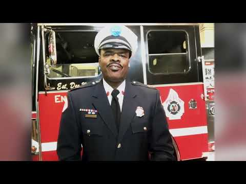 2021 Red Cross Class of Heroes: Lieutenant Quention Curtis, Firefighter Hero