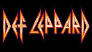 Def Leppard - Comin' Under Fire (Lyrics on screen)