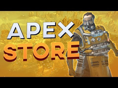 IS THE APEX LEGENDS STORE PAY TO WIN!? Microtransactions?