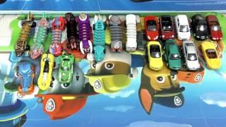 Видео про МАШИНКИ ХОТ ВИЛС Огромный Трек Hot Wheels Игрушки для мальчиков Развлечения для детей