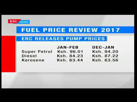 Monday Night News: Bad news for motorists as fuel pump prices keep going up