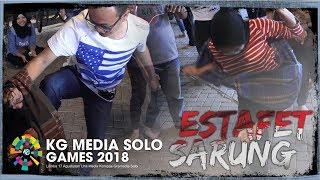 KG MEDIA SOLO - Lomba Estafet Sarung