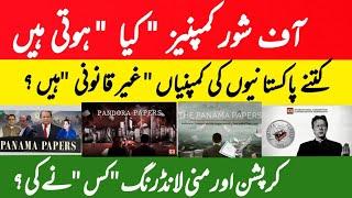 آف شور کمپنیز کیا ہوتی ہیں؟ | کتنے پاکستانیوں کی کمپنیاں غیر قانونی ہیں؟ | Fayyaz Raja Video