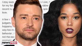 Justin Timberlake Speaks Out On Scandal With Co-star, Alisha Wainwright!