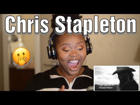 Chris Stapleton - Tennessee Whiskey REACTION!!! (FIRST TIME HEARING)
