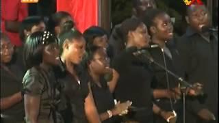 Calvary Methodist Choir Sings at Multimedia Remembers Komla Dumor