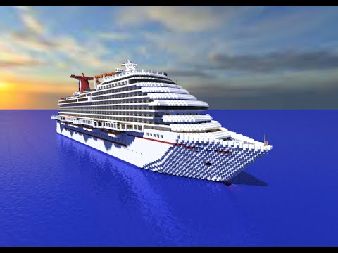 Cruise Ship Blueprint For Interior Design