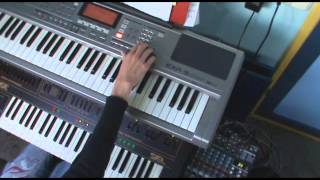Queen Covered in Black (Abyssos keyboard cover)