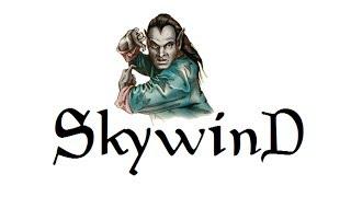 Skywind Mod 0.8.0 + Travel Map Marker Installation [GER]