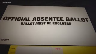 Here is the latest on absentee ballots requests, procedures in Georgia
