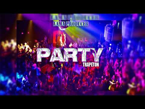 "[FREE BEAT] TRAPETON |J balvin X Nicky Jam X Daddy Yankee| ""PARTY"" Type Beat 2019"