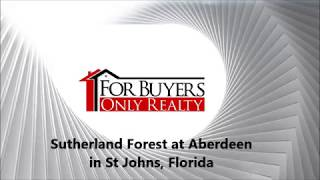 Sutherland Forest in Aberdeen by DR Horton; For Buyers Only Realty