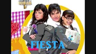 "Danna Paola - Atrevete a Soñar ""Fiesta"""