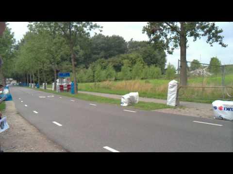 Historische wegrace in Mill
