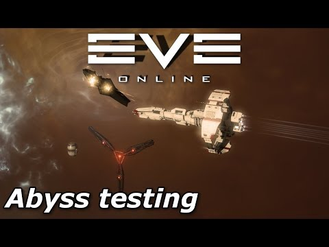 EVE Online - sisi - Abyss Stratios