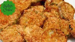 Air Fryer Pickles - Fried Pickles - Air Fryer Recipes