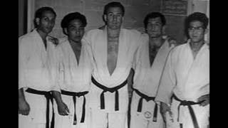 "Grappling Legend ""Judo"" Gene LeBell"