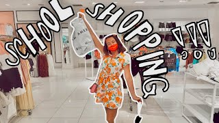 SCHOOL SHOPPING VLOG 2020: BACK TO SCHOOL CLOTHES SHOPPING!!!