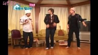 2AM, Jinwoon - Baile sexy