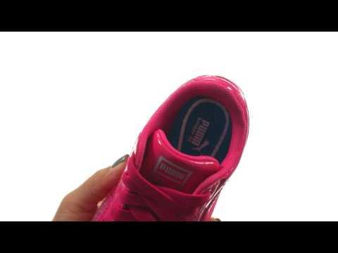 tenis puma bebe niña basket iced baby moda classic glitter. Cargando zoom. 854b2cf9bfc7f