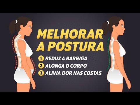 Imagem ilustrativa do vídeo: COMO PARECER MAIS MAGRA (melhorando a postura)
