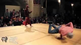 Jerkin Mouvement Vs Breakdance Mouvement (Dance Battle)