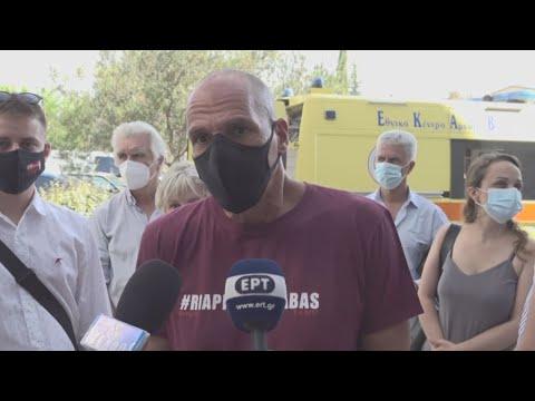 Βαρουφάκης:Το ζητούμενο είναι να πείσουμε τους πολίτες να εμβολιασθούν όχι να τους δαιμονοποιήσουμε