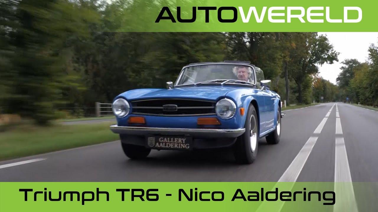 Wat is de charme van een Triumph TR6? – Nico Aaldering