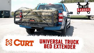 In the Garage Video: CURT Universal Truck Bed Extender