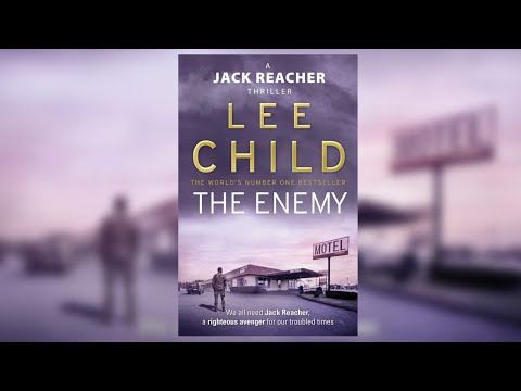 The Enemy by Lee Child [Jack Reacher #8] - narrated by Google WaveNet TTS synthesizer