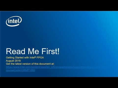 Read Me First! - YouTube