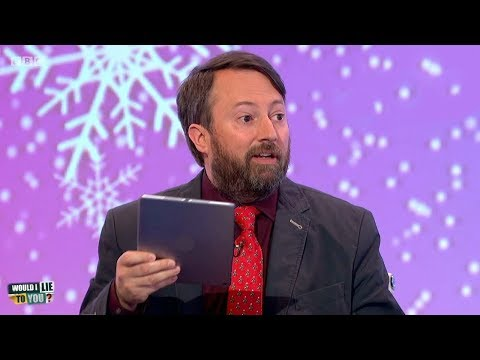 David Mitchell a darovaný iPad - Would I Lie to You?