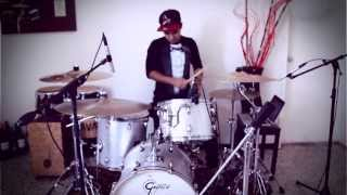If It Was Cool - Brian McKnight - Mario Saavedra (Drum Cover)