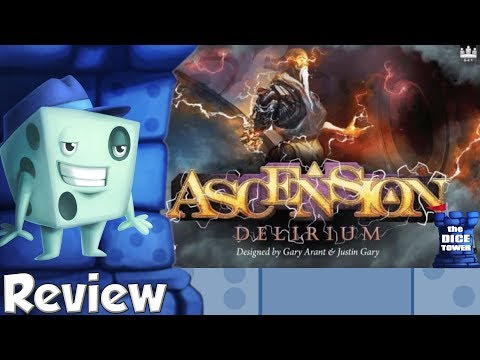 Ascension: Delirium Review - with Tom Vasel