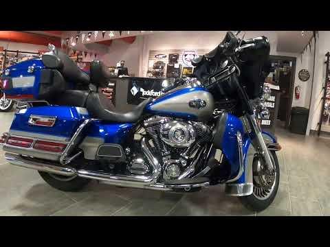 2009 Harley-Davidson Electra Glide Ultra Classic FLHTCU