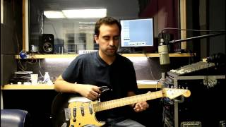 Eric Clapton-Reconsider Baby Opening Lick Lesson