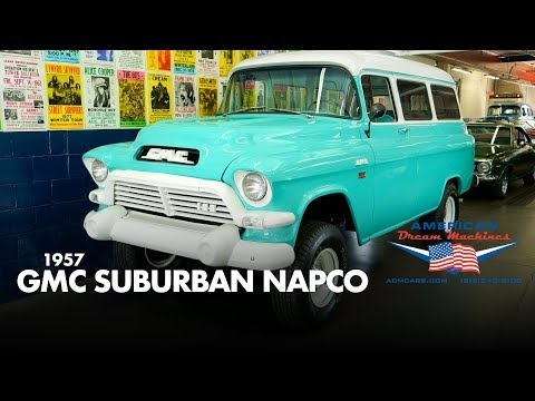 1957 GMC Suburban for Sale - CC-921977