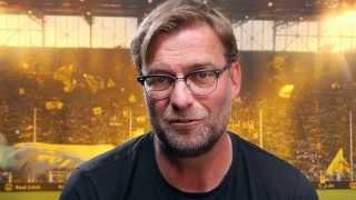 Eine Nachricht zum Abschied von Jürgen Klopp
