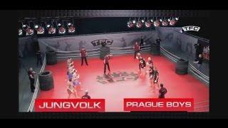 Бои без правил. Стенка на стенку, Россия vs Чехия