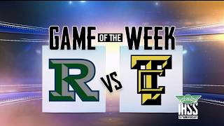 The Colony vs Frisco Reedy - 2019 Week 2 Game of the Week