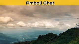 Amboli Ghat - Goa To Mumbai Roadtrip