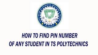 ts sbtet student portal